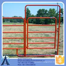 heavy duty cattle corral panels