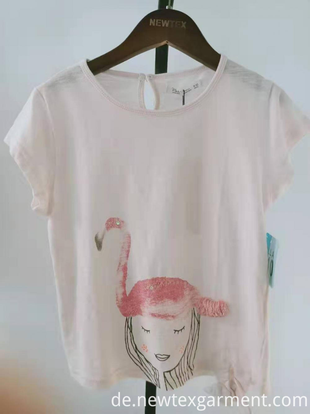 short sleeve kids top