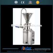 CE certificado sanitário em aço inoxidável máquina amoladora de amendoim
