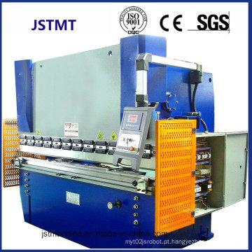 Estrutura de porta Folha de metal Prensa hidráulica CNC Máquina de dobra de freio