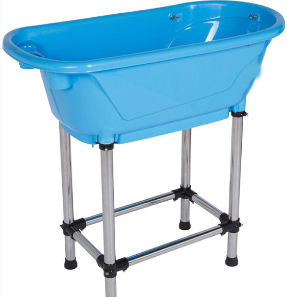 Pet Dog Wash Tub
