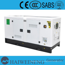 Plus fiable puissance solution AC trois Phase sortie silencieux groupe électrogène diesel