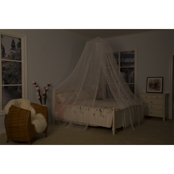 Mesh Travel Crib Canopy Cover