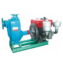 Маленький самовсасывающий насос воды дизельный двигатель одноцилиндровый