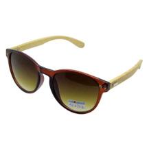 Vintage Moda gafas de sol de bambú (sz5752)