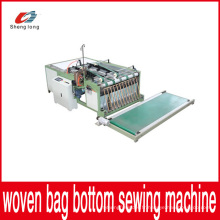 China Supplier New Arrivals Automatic Plastic PP Woven Bag Bottom Stitching Machine