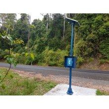 Emergency Highway Telephone, Solar Telephone, Emergency Call Box Call Intercom