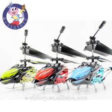 Mini Micro RC Helicopter Fuselage Portable Remote Radio Control Aircraft 3.5 Channel Gyroscope Plane Model Toys
