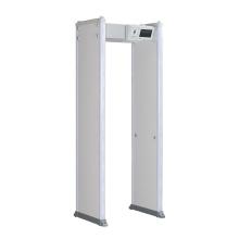 Impermeable Rendimiento Inteligente Partición Seguridad Metal Detector Puerta