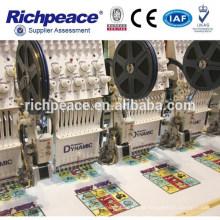 Máquinas de bordar computadorizadas Richpeace