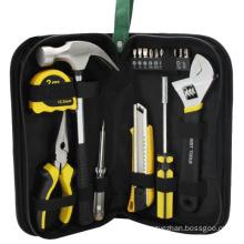 Conjunto de ferramentas de conserto de mão para presente doméstico