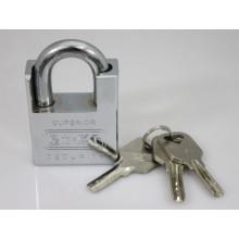 Plastic Painted Iron Padlock with Atom Keys