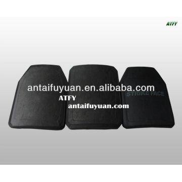 Kevlar&Ceramic composite chest shield