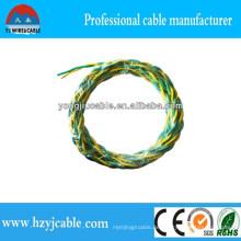Elektrischer Rvs Twine Wire mit Kupferleiter, Elektrischer Kabel Draht, Rvs Kabel, Litzen Draht, Elektrische Verdoppelung Kabel