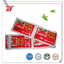 Gran calidad y al por mayor Fine Tom Brand Sachet Tomato Paste