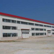 Edifício de estrutura de aço do hotel de escritório pré-fabricado