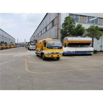 8000LT Automatic Gearbox type vacuum suction truck