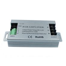 DC12V 30A 360W RGB levou amplificador de faixa