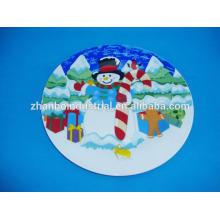Placa de recuerdo de porcelana / placa de nombre / placas de nombre para niños