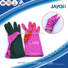 microfiber cleaning gloves 100%polyester