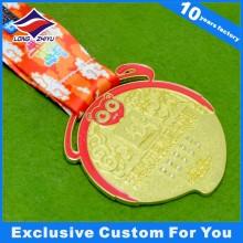 Running Ribbon Award Medal