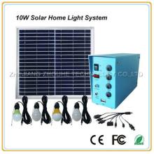 Портативный малой мощности солнечных фотоэлектрических систем для огней в домашних ж-S003