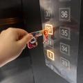 No Touch Door Opener Keychain