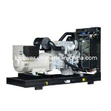 Дизельный генератор мощностью 100 кВА с двигателем Perkins (KJ-P110)