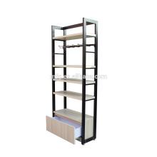 Customized Light Duty Wood Household/Supermarket Display Racks
