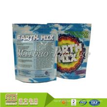 Manufacturer Oem Custom Printed Resealable Zipper Aluminum Foil Plastic Snack Food Packaging Bag