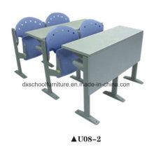 Bureau d'étudiant de haute qualité et chaise pour la classe d'étape