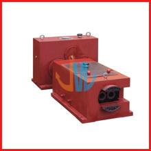 Boîte de vitesse d'extrudeuse à double vis conique à haut rendement
