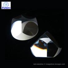 Prisme de cône de coin de miroir de cône optique de cône pour la mesure