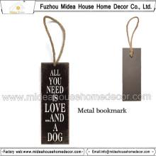 Antiquités antiques Bookmark Style Cadeau promotionnel Arts et métiers