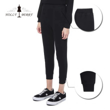 Slim Tightfitting Jumpsuit Mujeres Pantalones ligeros Pantalón Jogger Sports Pant