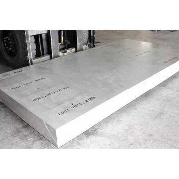 6061 Placa laminada en caliente de aluminio para moldear