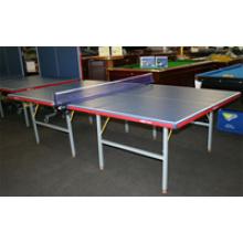 Mesa plegable de tenis de mesa (TE-03)