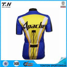 Men′s Bike Cycling Custom Sublimation Print Cycling Wear