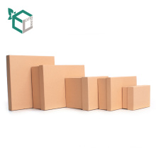 Коробка Монохромные Бумаги Kraft Упаковывая Для Мыла