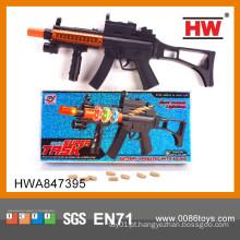 Atacado brinquedo armas plástico b / o brinquedo arma de música