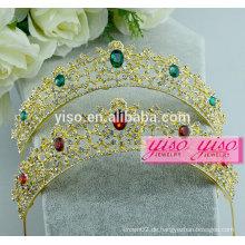 Koreanische Haarzusätze dekorative Großhandel Brautkleider Tiara