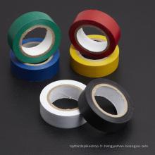 Ruban isolant en PVC (noir, épaisseur 0.13mm)
