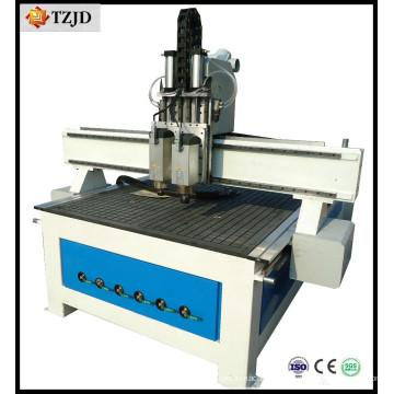 Máquina neumática del ranurador del CNC del nuevo estilo