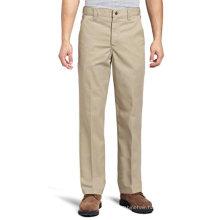 Mens Fashion Multi-Pocket Straight Leg Blended Pants Jeans