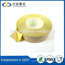 Hot sale 100% quality Guarantee Ptfe Tape PTFE fiberglass adhesive tape