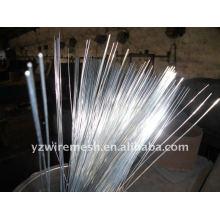 Fil coupé / fil coupé galvanisé / fil de fer galvanisé / fil noir