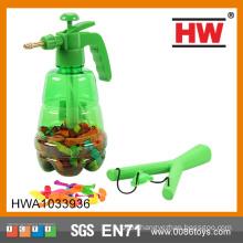 Funny water balloon slingshot game set 500pcs water bomb balloons