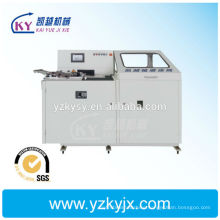 2014 the latest manufacturing automatic toothbrush flocking machine