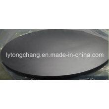 China Fabrik Preis Tantal Scheibe Durchmesser 250mm Dicke 5mm
