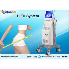 13mm and 8mm High Intensity Focused Ultrasound Fat Reduction Hifu